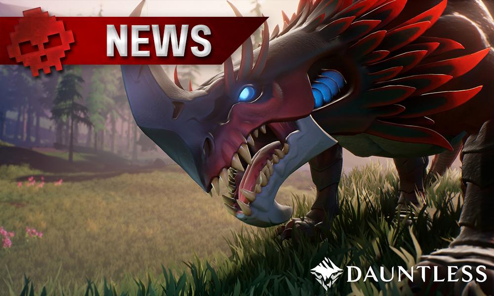 Dauntless - Les packs fondateurs sont désormais disponibles