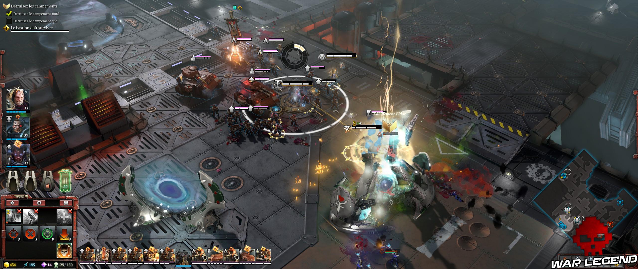 Test Warhammer 40K: Dawn of War III