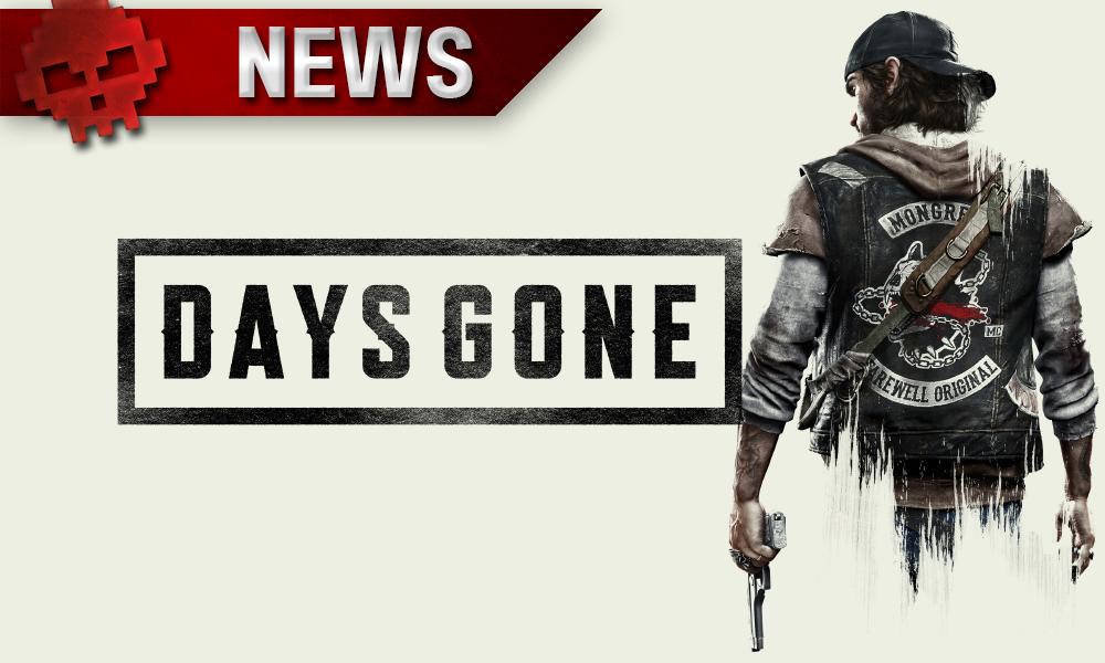 Day's Gone - Un peu de gameplay rempli de zombies