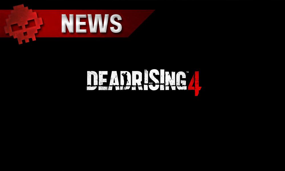 Dead Rising 4 - L'univers zombiesque déjanté arrive bientôt sur Steam logo