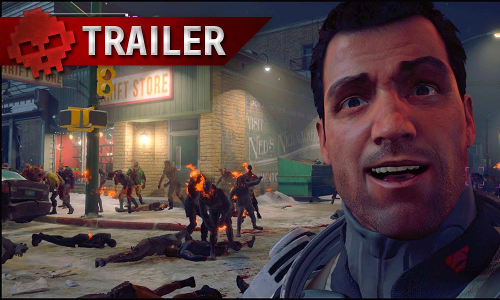 Dead Rising 4 - Un trailer de lancement