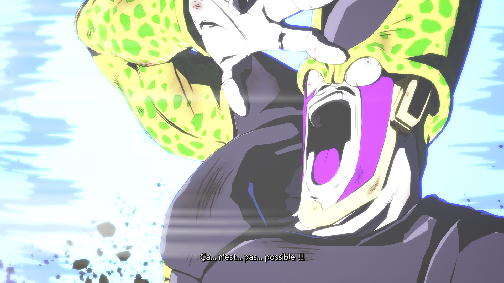 Dramatic Finish Gohan vs Cell