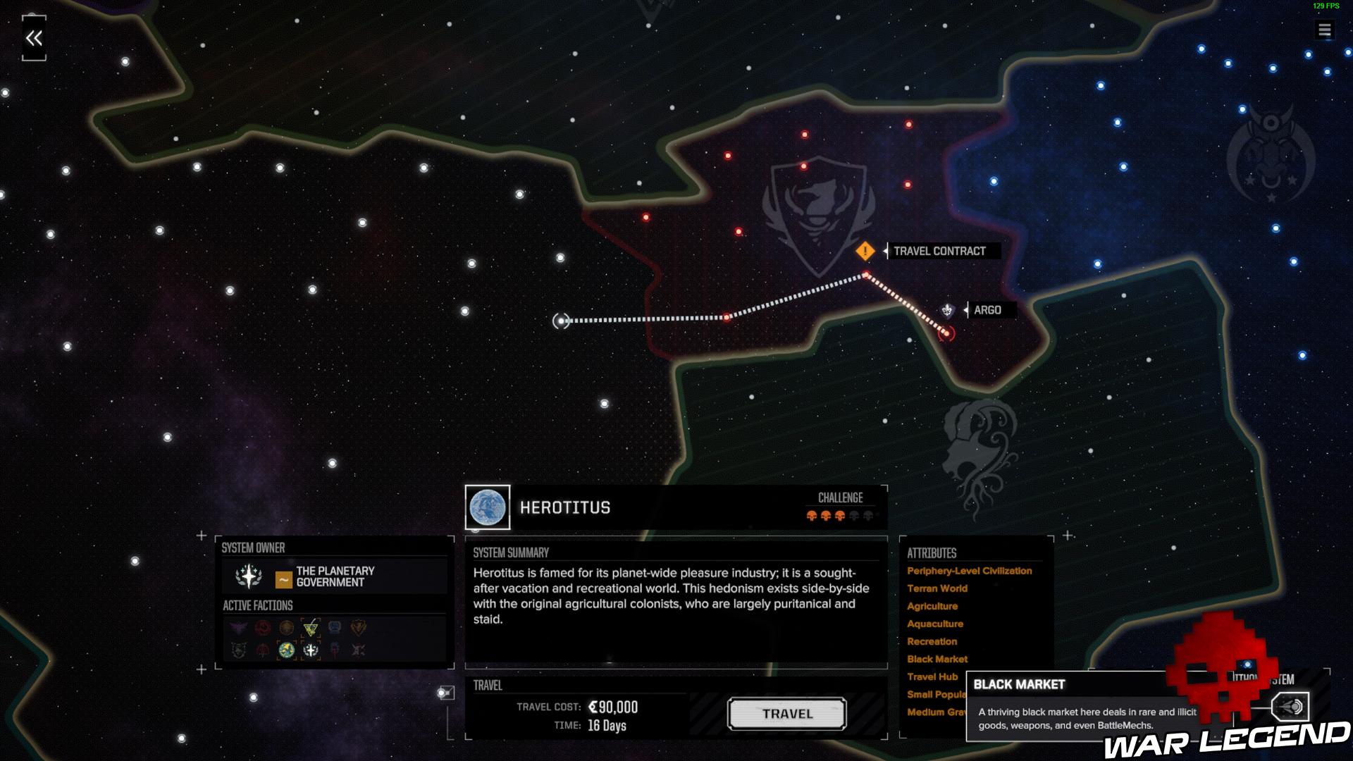 La navigation spatiale