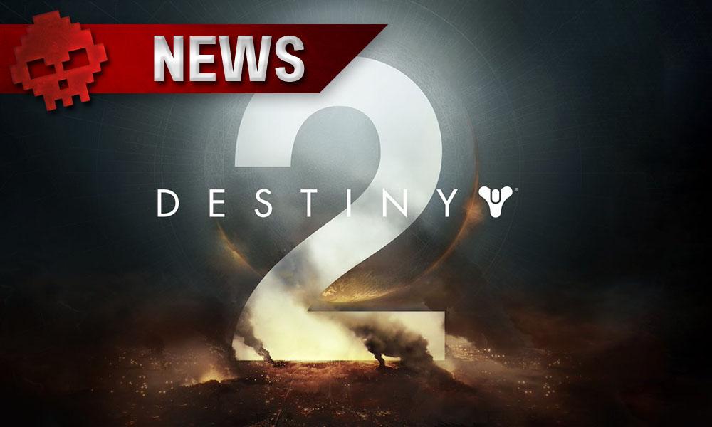 Destiny 2 - Une histoire cohérente est au programme - logo