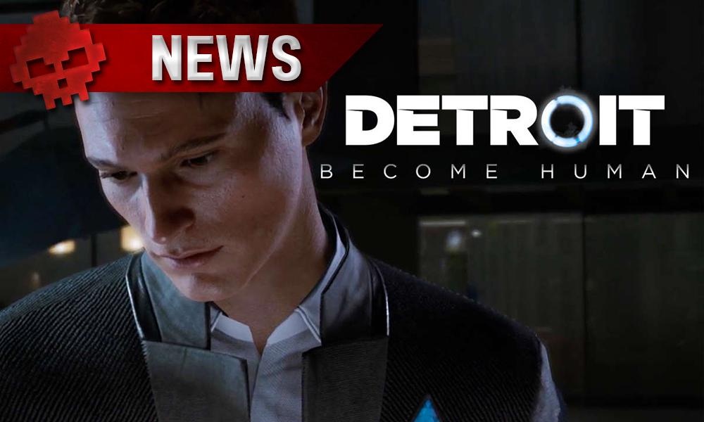 L'un des personnages de Detroit: Become Human en pleine réflexion