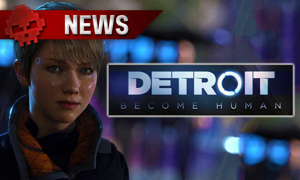 Detroit : Become Human et Dreams ne sortiront peut-être pas en 2017 Femme sous la pluie