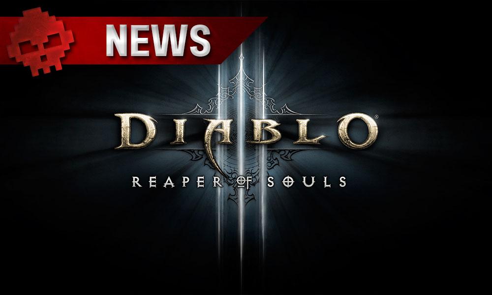 Diablo - Blizzard annonce du contenu pour les 20 ans de sa sortie - Logo