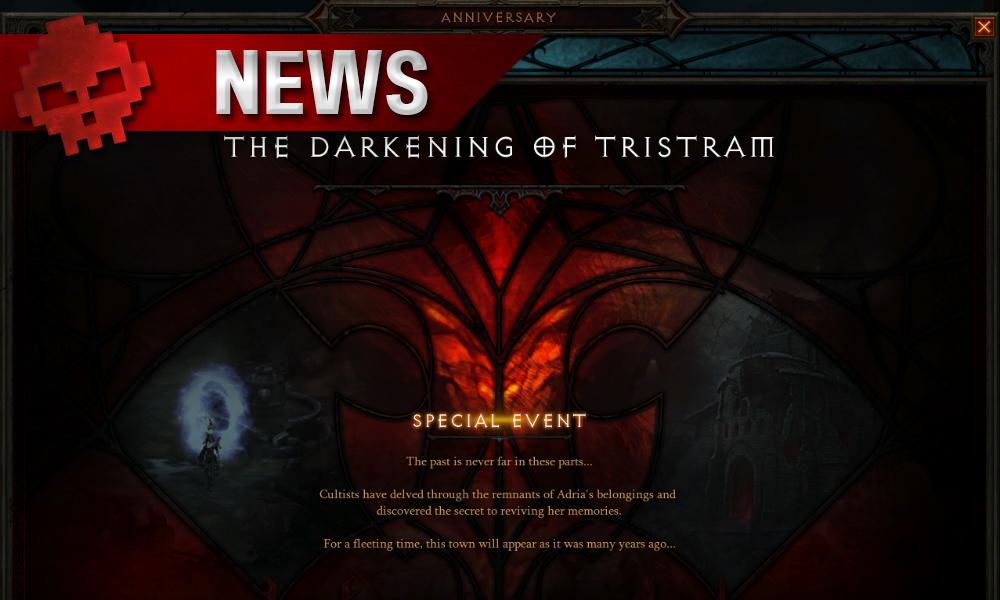 "Diablo III - Accéder au ""remake"" du premier Diablo une"