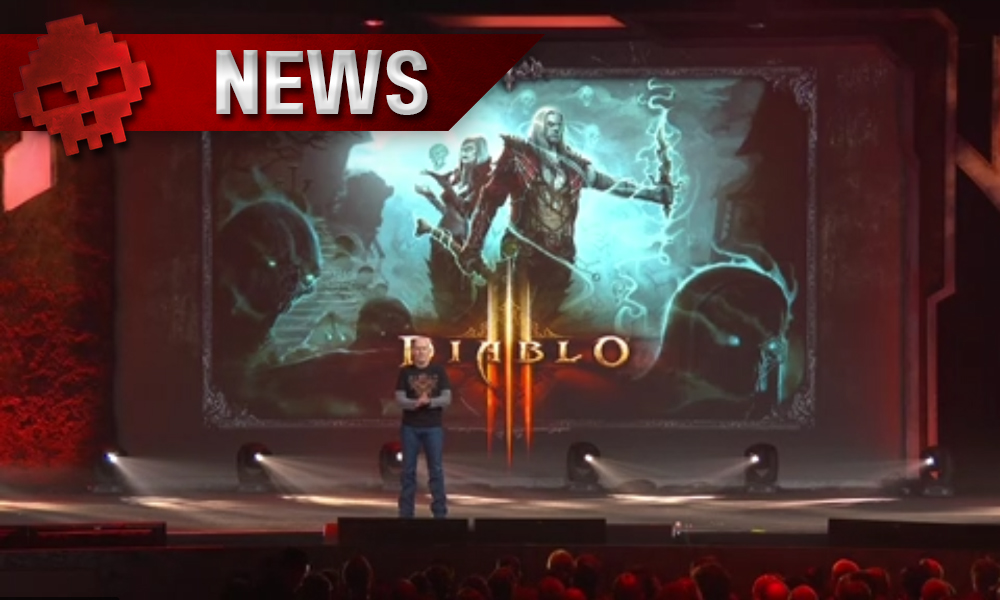 Diablo III - Le nécromancien rejoint les classes disponibles