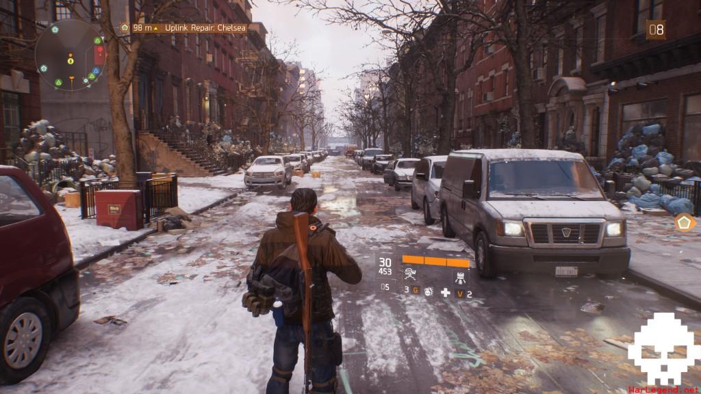Division screenshot