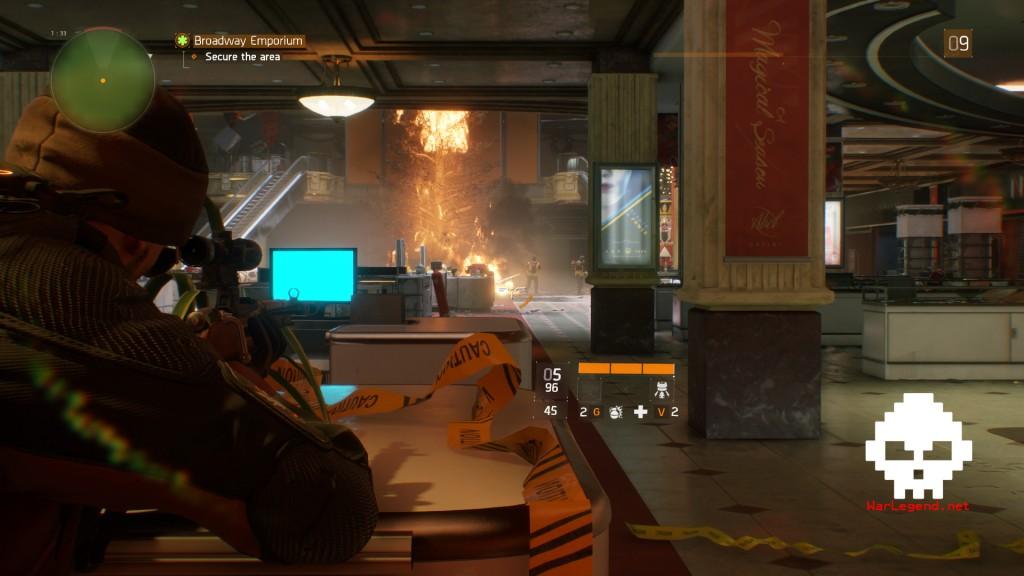 Division screenshot 2
