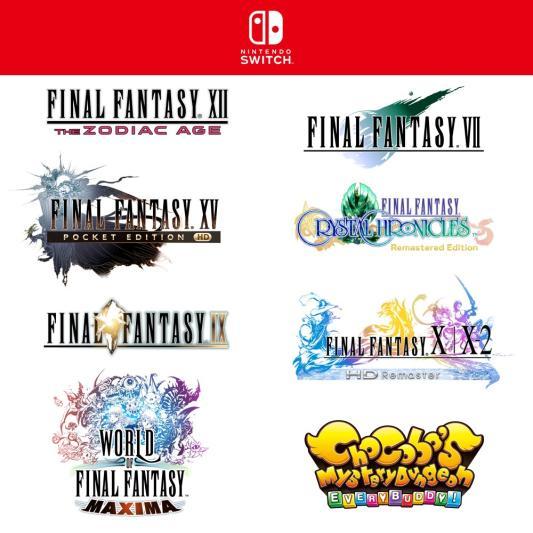 Final Fantasy images