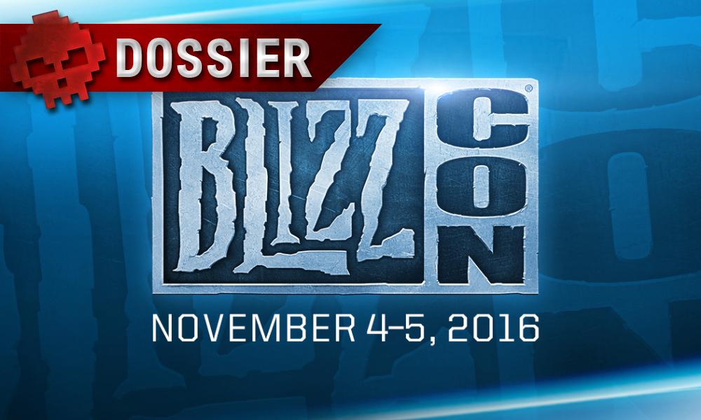 La Blizzcon 2016 démarre ce soir
