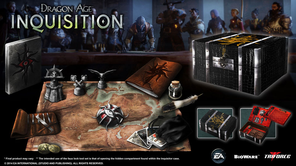 Dragon age inquisition collector