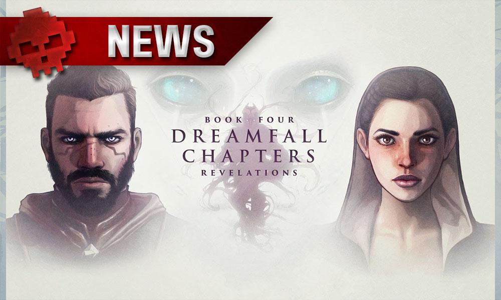Dreamfall Chapters - L'arrivée sur consoles se précise avec un trailer Homme et femme deux univers opposés