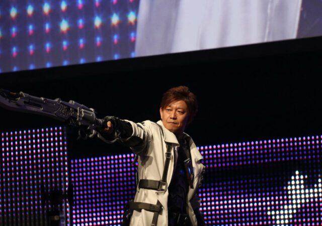 Naoki yoshida gunbreaker cosplay