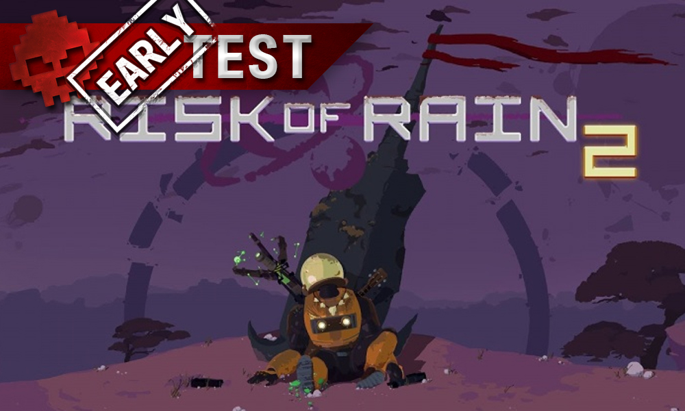 vignette early test risk of rain