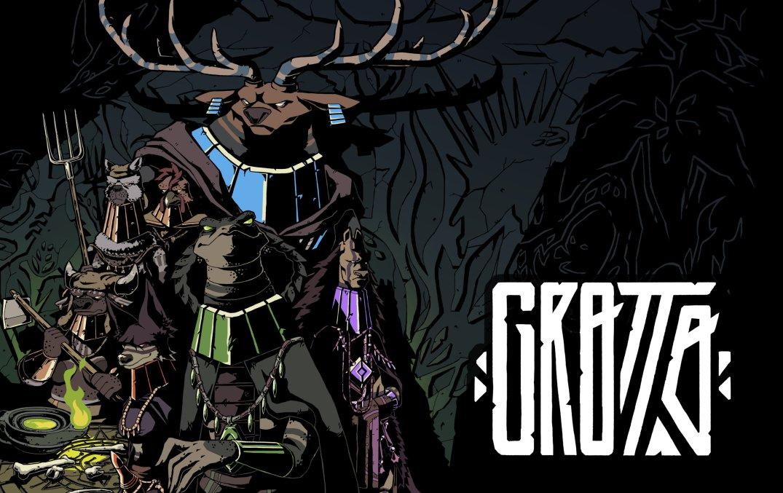 Le jeu narratif Grotto se dévoile via un nouveau trailer sur PS4