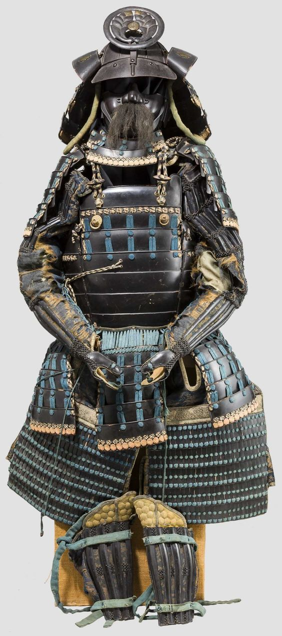 Armure Samouraï Edo