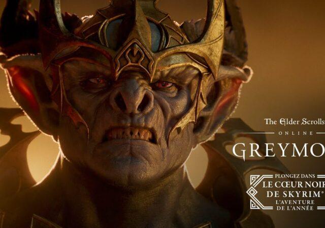 Elder scrolls online greymoor trailer