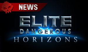 Elite Dangerous - Des nouveautés en bêta pour la coopération Logo