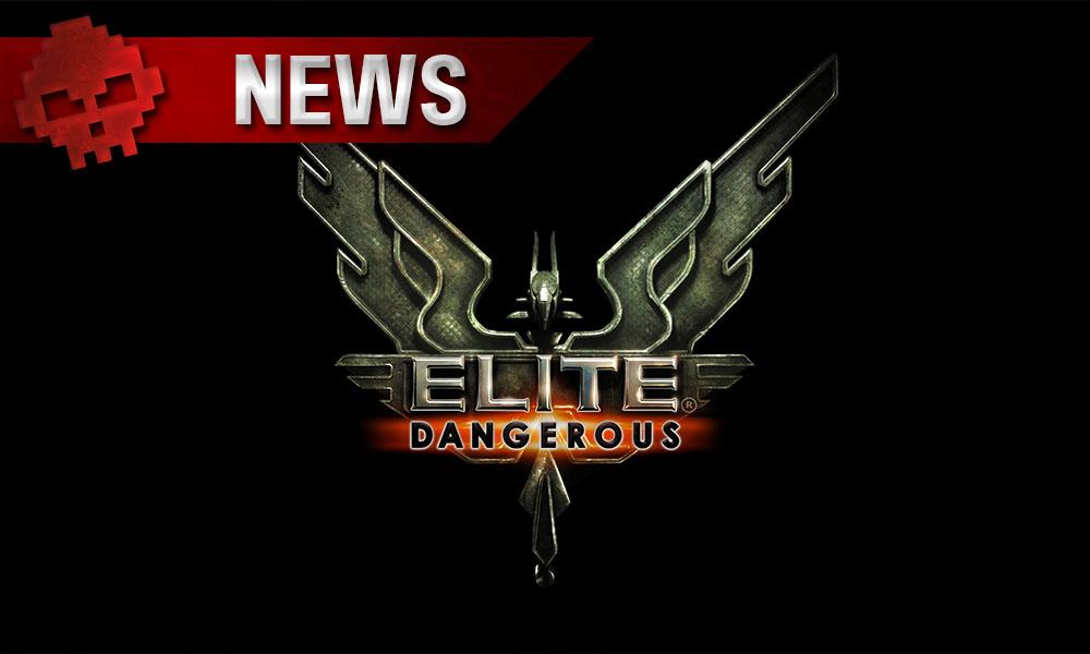 Elite Dangerous - Une race alien a été trouvée Logo
