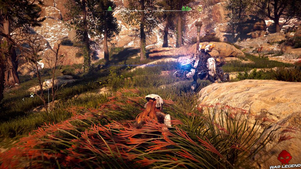 Guide Horizon Zero Dawn - Obtenir les meilleures armes du jeu