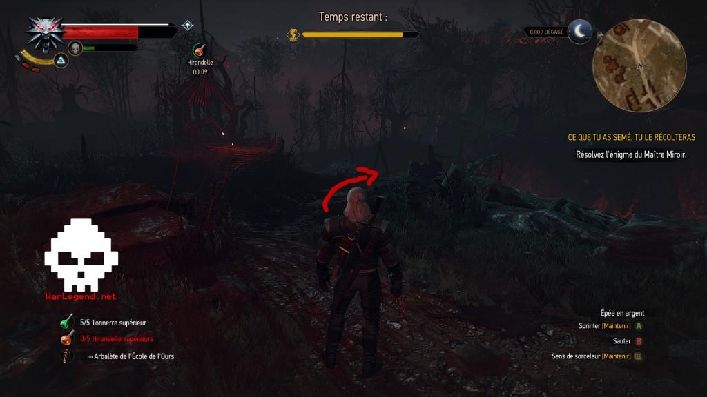Epée witcher