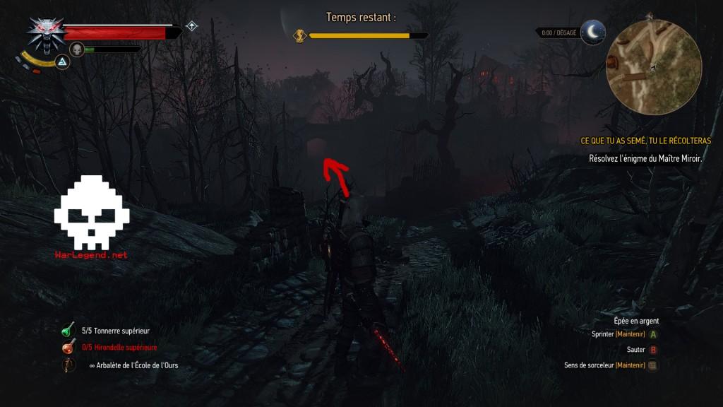 Epée witcher 6