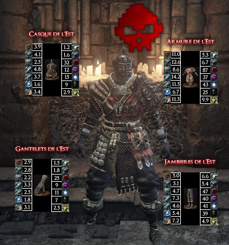 Est Dark Souls III WAR LEGEND copie