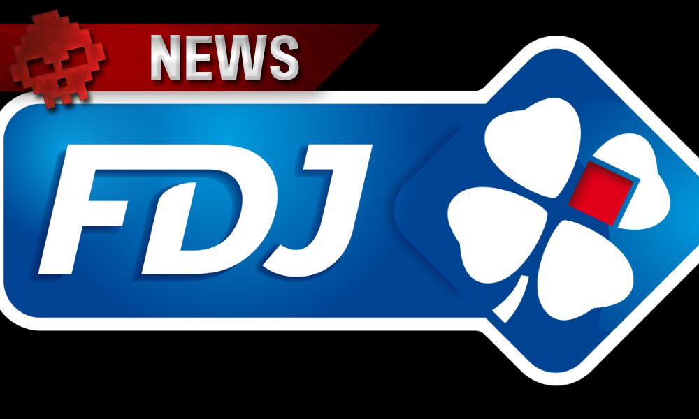 Française des jeux - La FDJ se lance dans l'eSport Logo