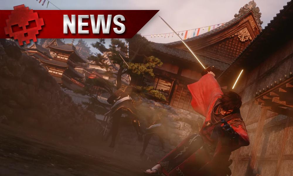FF XIV - Nouveau trailer pour Stormblood, le samouraï débarque