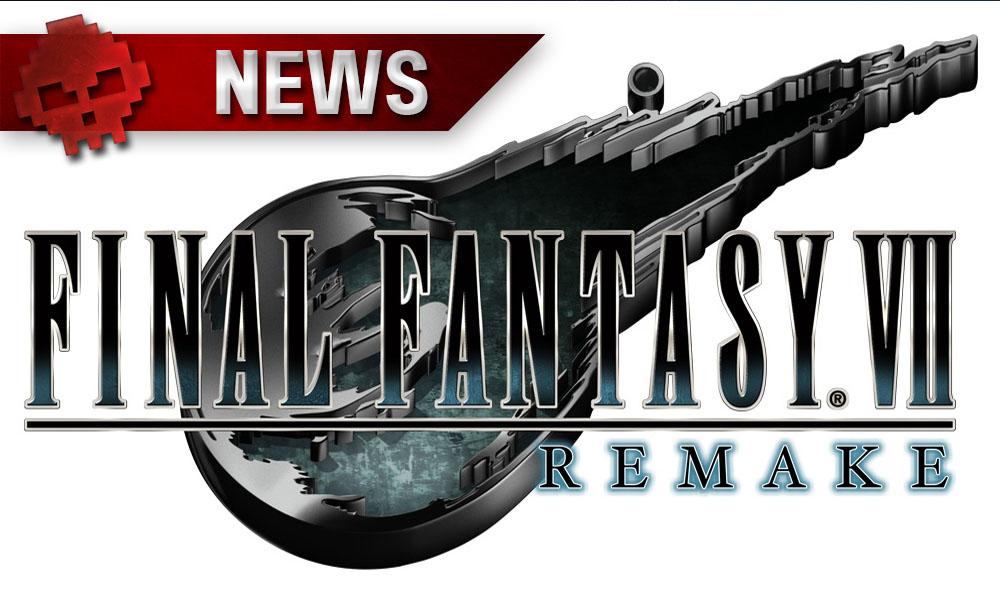 Final Fantasy VII Remake - La voix officielle de Cloud sera de la partie