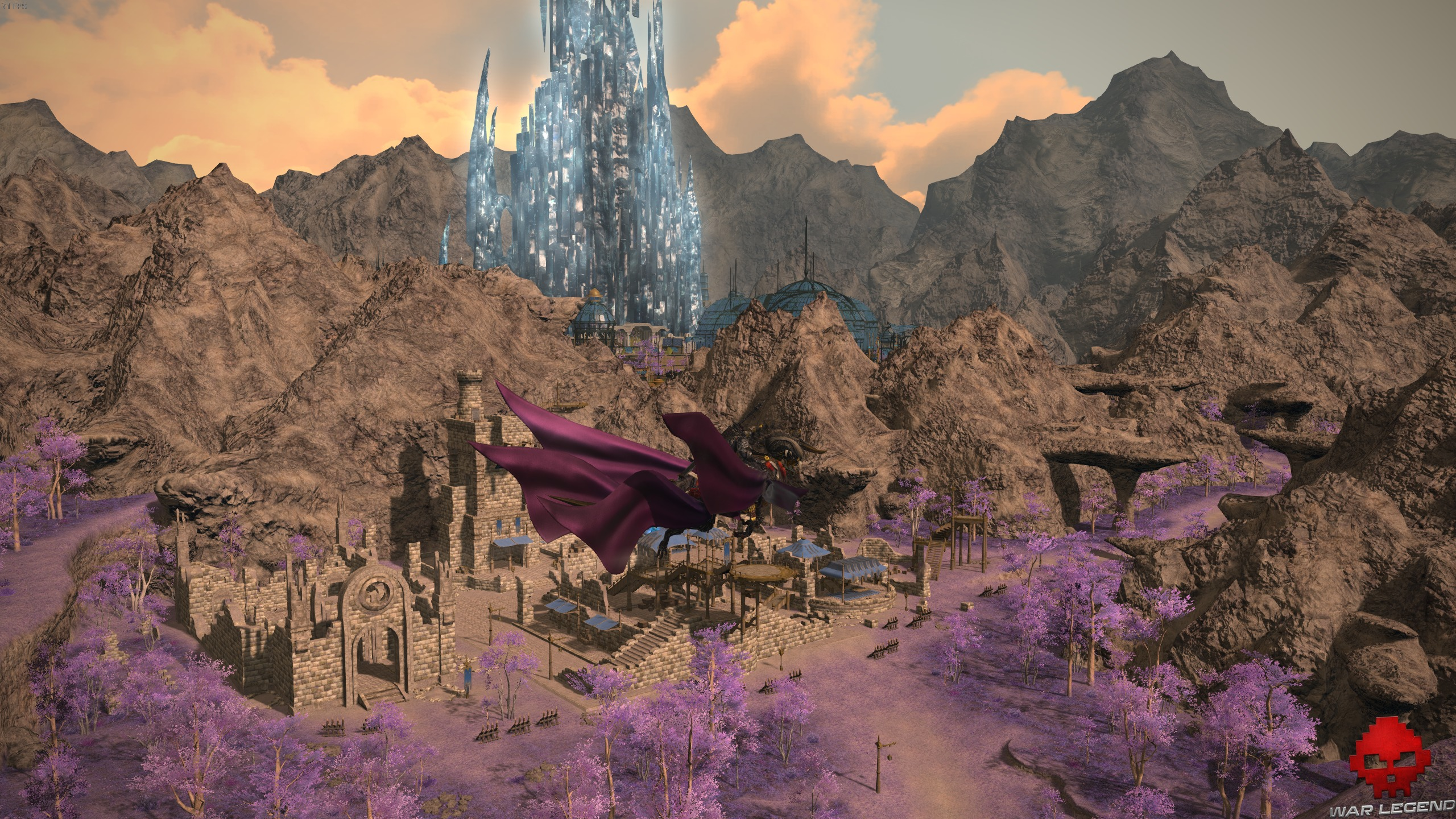 Shadowbringers Grand Lac