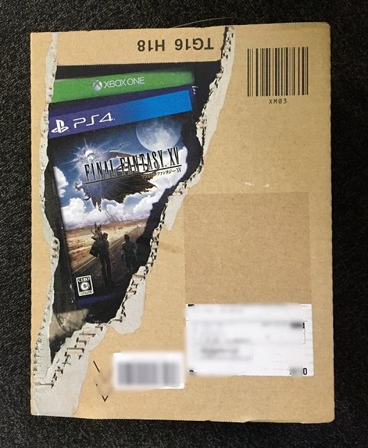 Final Fantasy XV - Amazon Japon troll ses clients