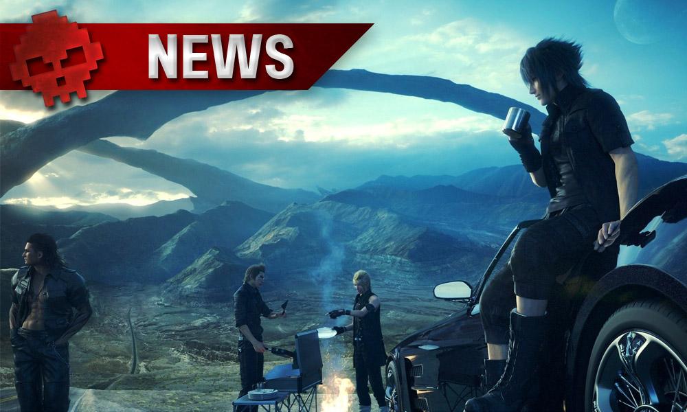 FFXV - Second meilleur démarrage pour Square Enix - Image extraite du jeu
