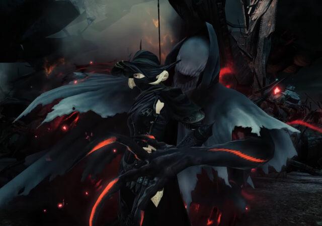 FINAL FANTASY XIV trailer reaper