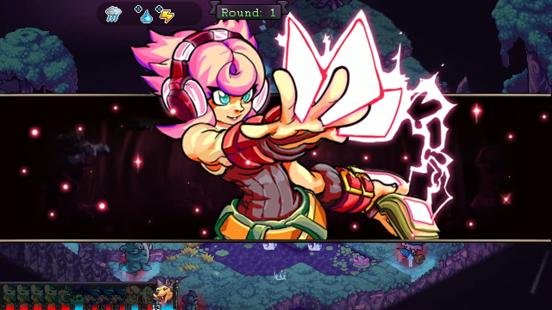 Fae Tactics screenshot