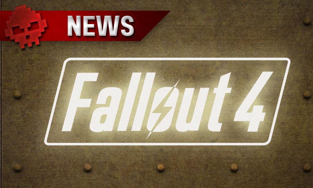 Fallout 4 VR - En développement mais entièrement jouable d'après Bethesda Logo