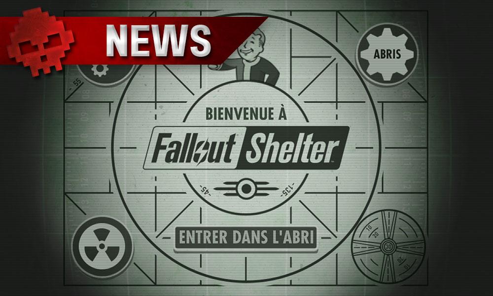 Fallout Shelter est maintenant disponible gratuitement sur Steam