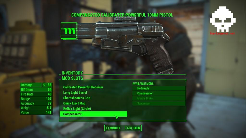 Fallout craft