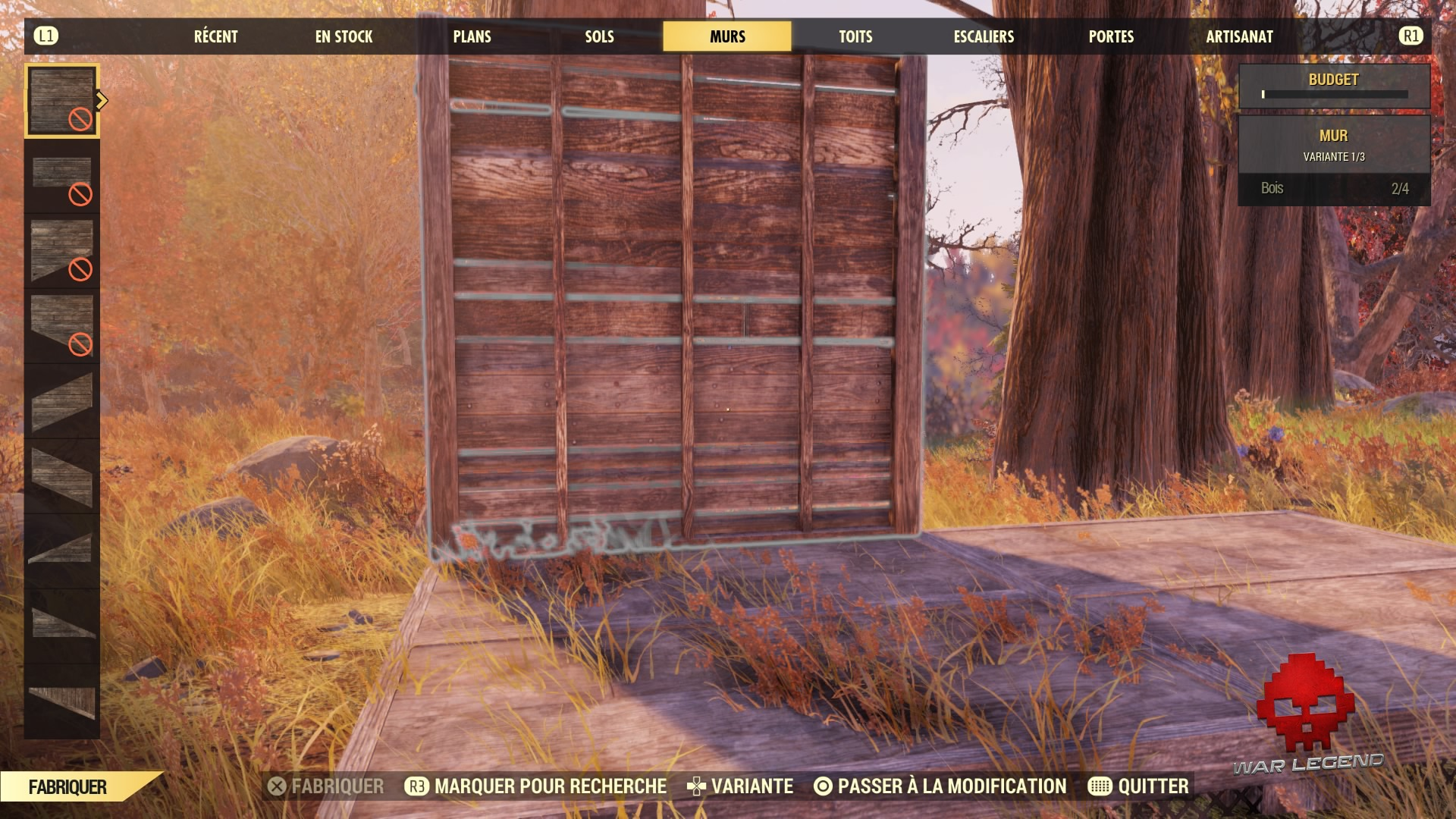 Fallout 76 la construction