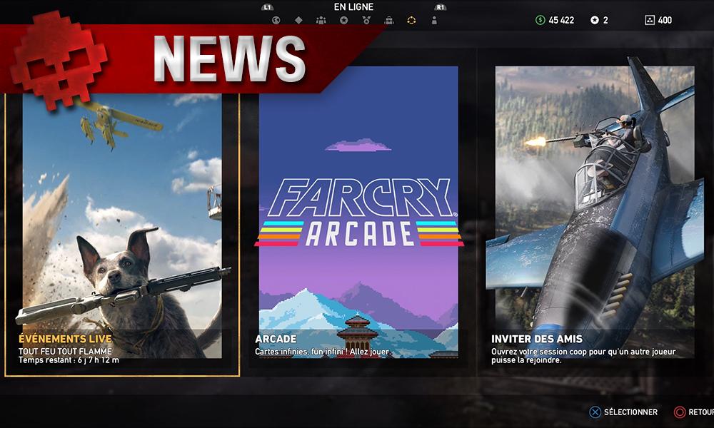 Far Cry 5 événements live vignette
