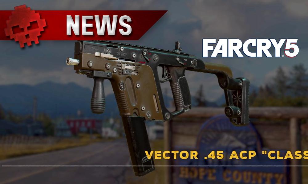 Far Cry 5 vector news