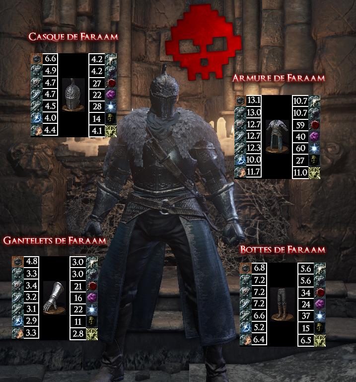 Faraam Dark Souls III WAR LEGEND copie