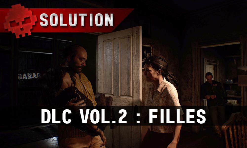 Solution complète de Resident Evil 7 Biohazard filles