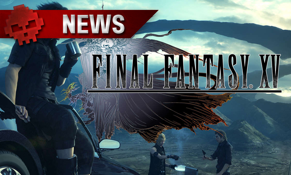 vignette news final fantasy xv