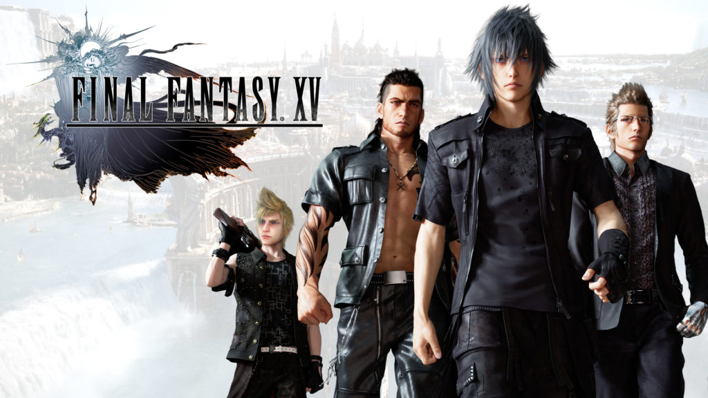 Test Final Fantasy XV héros