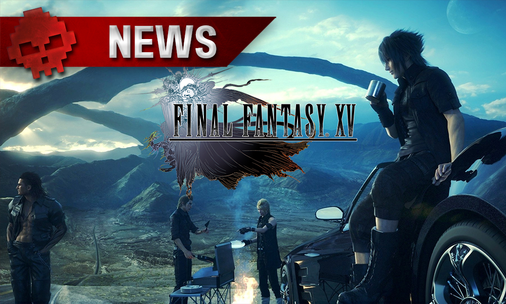 Final Fantasy XV - Amazon Japon troll ses clients
