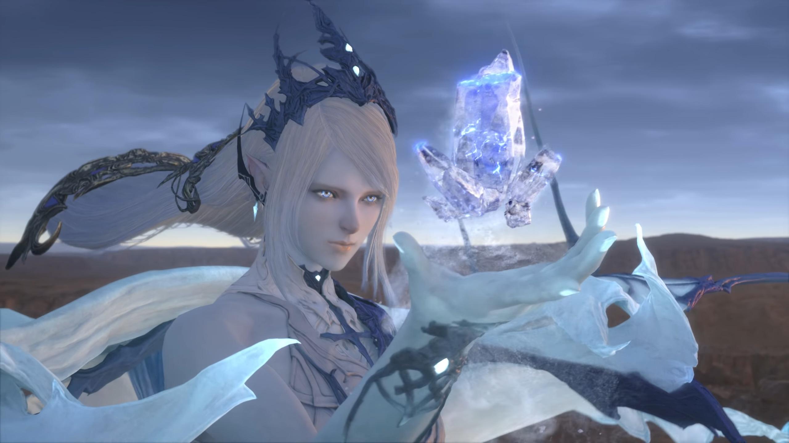 Final Fantasy XVI Shiva